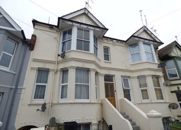 Thumbnail 1 bed flat to rent in Reginald Road, Bexhill-On-Sea