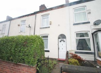 Thumbnail 2 bed terraced house for sale in Partington Lane, Swinton, Manchester