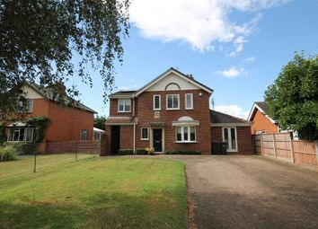 Thumbnail 4 bed detached house for sale in The Old Police House, Worcester