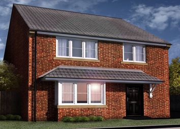 Thumbnail 4 bedroom detached house for sale in Kings Court Kings Road, Wombwell, Barnsley