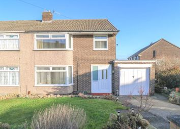 Thumbnail 3 bed semi-detached house for sale in Thornton Crescent, Blaydon-On-Tyne