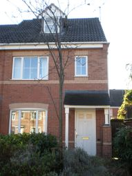 Thumbnail 3 bed end terrace house for sale in Peckstone Close, Parkside, Coventry, West Midlands