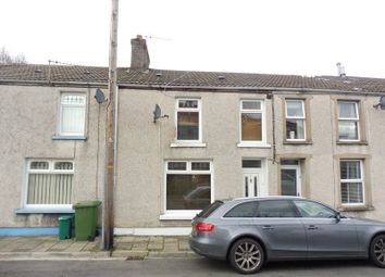 Thumbnail 3 bed terraced house for sale in Gloucester Street, Aberdare