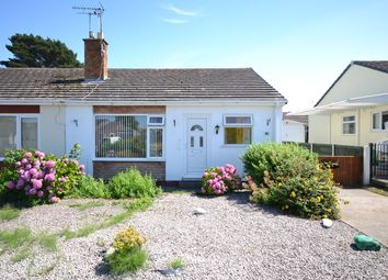 Thumbnail 2 bed semi-detached bungalow to rent in St Davids Road, Abergele