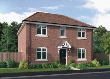 """Thumbnail 4 bed detached house for sale in """"Ashwood"""" at Hendrick Crescent, Shrewsbury"""