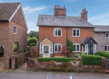 Thumbnail 2 bed end terrace house for sale in Church Street, Ropley, Alresford, Hampshire