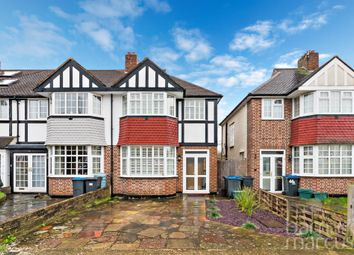 Thumbnail 3 bed end terrace house for sale in Kingshill Avenue, Worcester Park