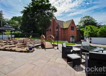Thumbnail 4 bed detached house to rent in Butterton, Newcastle-Under-Lyme
