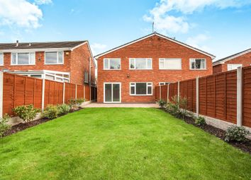 Thumbnail 3 bed semi-detached house for sale in Cater Drive, Sutton Coldfield