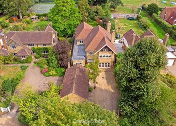 Thumbnail 5 bed detached house for sale in Townsend Drive, St Albans, Hertfordshire