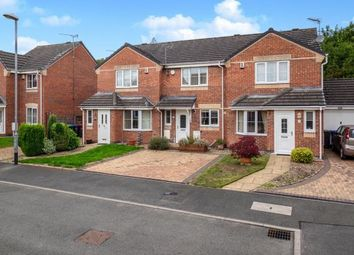 2 bed terraced house for sale in Avocet Close, Hucknall, Nottingham, Nottinghamshire NG15