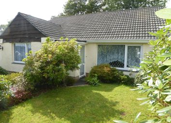 Thumbnail 3 bed bungalow for sale in Priory Close, Tavistock
