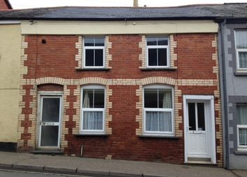 Thumbnail 2 bedroom terraced house to rent in Barnstaple Street, South Molton