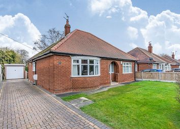 Thumbnail 2 bed bungalow for sale in Richmond Drive, Goole