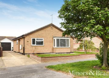 Thumbnail 2 bed detached bungalow for sale in Elmdale Drive, Carlton Colville, Lowestoft