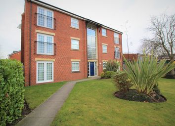 Thumbnail 2 bed flat for sale in Redfield Croft, Leigh