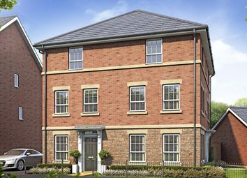 "Thumbnail 3 bedroom semi-detached house for sale in ""Faversham Special"" at Melton Road, Edwalton, Nottingham"