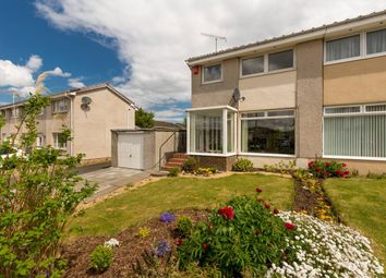 Thumbnail 3 bed semi-detached house for sale in 94 The Spinney, Gilmerton