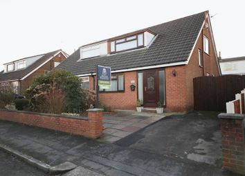 Thumbnail 3 bed property for sale in Bor Avenue, Hawkley Hall, Wigan