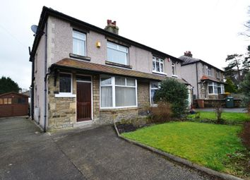 Thumbnail 3 bed semi-detached house for sale in Highfield Avenue, Idle, Bradford