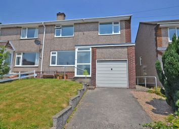 Thumbnail 3 bed semi-detached house for sale in Three Double Bedroom House, Lansdowne Road, Newport