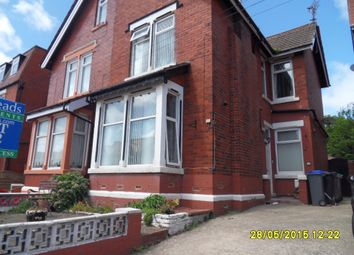Thumbnail Studio to rent in Flat 2 Reads Ave, Blackpool