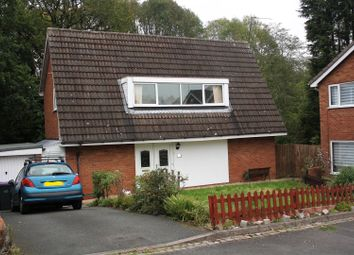 Thumbnail 3 bed detached house to rent in Lydbury Close, Stirchley, Telford