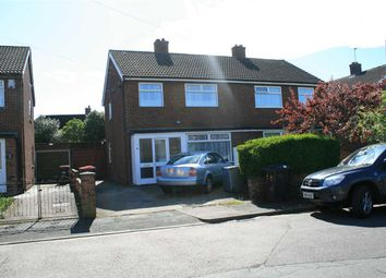 Thumbnail 3 bed property to rent in St. Johns Avenue, Kempston, Bedford