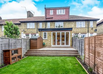 Thumbnail 4 bed terraced house for sale in Merton Road, London