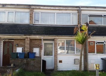 Thumbnail 3 bedroom terraced house for sale in Cromwell Road, Croydon