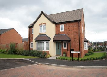 Thumbnail 4 bed detached house for sale in Salt Drive, Barton Under Needwood, Burton-On-Trent