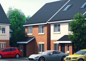 Thumbnail 3 bed detached house for sale in Gatis Street, Wolverhampton