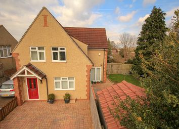 Thumbnail 3 bedroom detached house for sale in Morley Avenue, Mangotsfield, Bristol