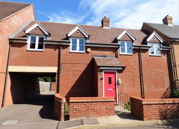 Thumbnail 2 bed terraced house for sale in Peacock Gardens, Wixams