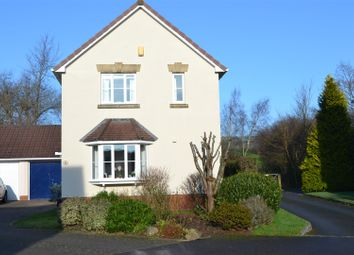 Thumbnail 3 bed detached house for sale in South Hayes Copse, Landkey, Barnstaple