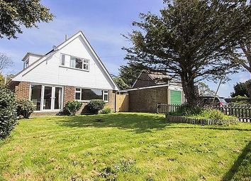 Thumbnail 4 bed detached house to rent in Warden Road, Totland Bay