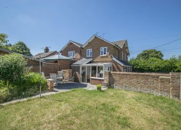 Thumbnail 3 bed semi-detached house for sale in Newtown Cottages Ferry Road, South Stoke, Reading