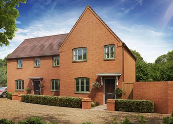 "Thumbnail 3 bed end terrace house for sale in ""Archford"" at Halse Road, Brackley"