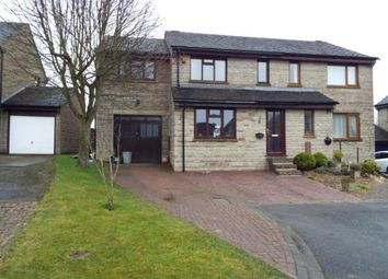 Thumbnail 4 bed semi-detached house for sale in Gower Road, Richmond, North Yorkshire