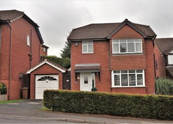Thumbnail 3 bedroom detached house for sale in Chatteris Drive, Derby