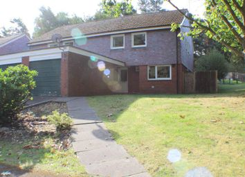 Thumbnail 4 bed detached house to rent in Bolley Avenue, Bordon