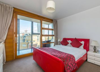 Thumbnail 1 bedroom flat to rent in Falcon Wharf, Battersea