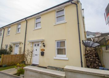 Thumbnail 3 bed end terrace house for sale in Beech Crescent, Princetown, Yelverton