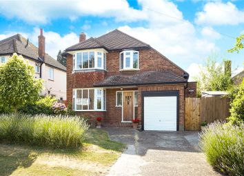 Thumbnail 3 bed detached house for sale in Pine Hill, Epsom, Surrey