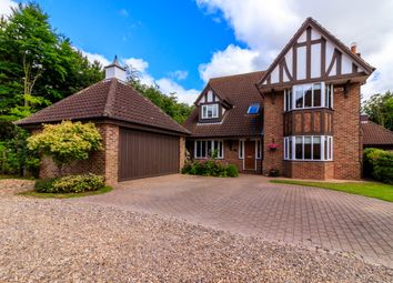 Thumbnail 5 bed detached house for sale in The Green, Swanland, North Ferriby