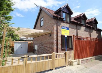 Thumbnail 3 bedroom detached house for sale in Vita Road, North End, Portsmouth