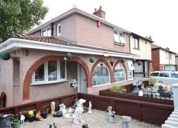 3 bed semi-detached house for sale in Raffles Avenue, Carlisle CA2