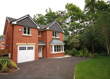 Thumbnail 4 bed detached house for sale in Stanley Boughey Place, Nantwich