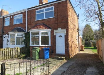 Thumbnail 2 bed end terrace house to rent in Monic Avenue, Hessle