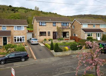 Thumbnail 4 bed property for sale in Mendip Close, Axbridge